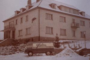 1952 – Gründung des heutigen Hauptsitzes