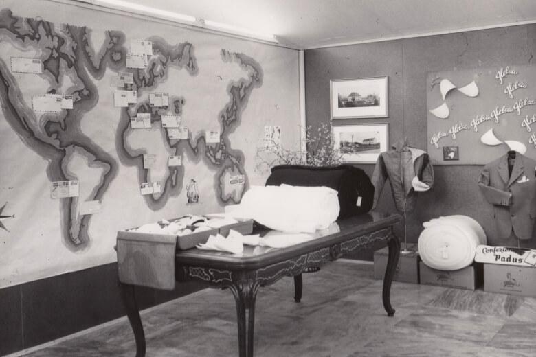 1965 – helsa® mit ersten Auslandwerken