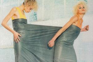 1982 – helsa® gummierte Gewebe und geprägte Formmembranen